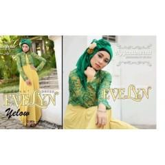 EVELYN E.D Yellow