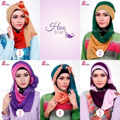 HOO scarf