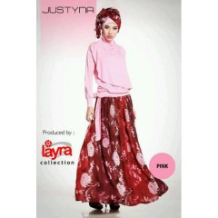 JUSTYNA 2  pink
