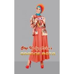 Step Up Adhara Orange Bata