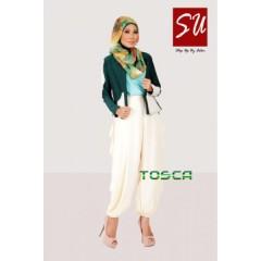gamis model terbaru Step Up Diana Tosca