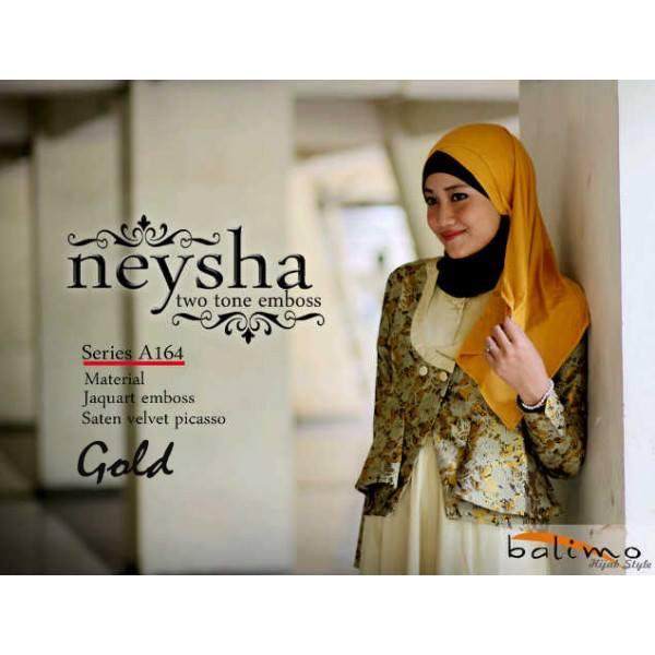 neysha two tone gold