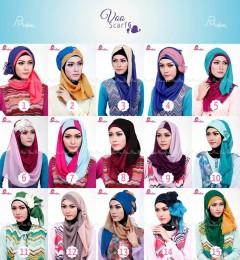 vee scarf