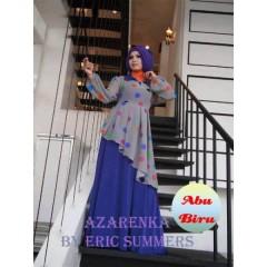 AZARENKA by Ericsummer Abu biru