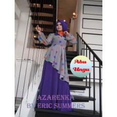 AZARENKA by Ericsummer  Abu ungu