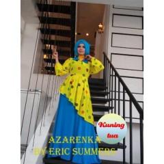 AZARENKA by Ericsummer  kuning tua