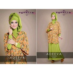 Adeeva By Cynarra lime green