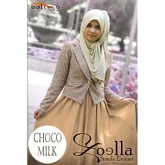 BALIMO ZOELLA 4 choco milk