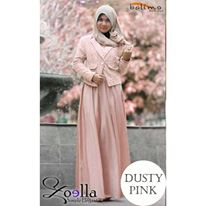 BALIMO ZOELLA 4 dusty pink