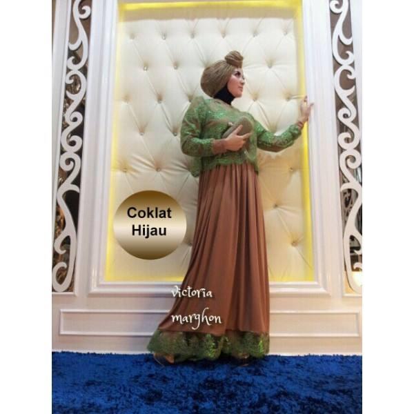 New Victoria Cok Hij Baju Muslim Gamis Modern