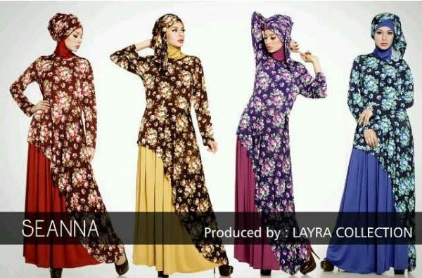 SEANNA  By Layra