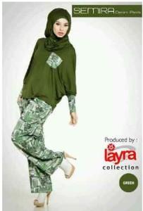 SEMIRA BY LAYRA Green