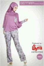 SEMIRA BY LAYRA purple