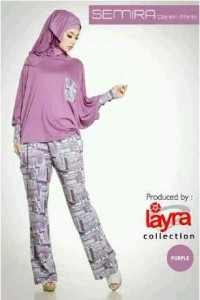 SEMIRA BY LAYRA purple