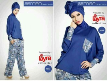 SEMIRA BY LAYRA royal