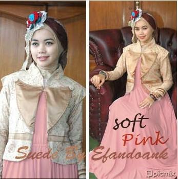 SUEDE 2 by Efandoank Soft Pink