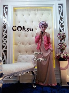 AMORA by Marghon Collection Coksu