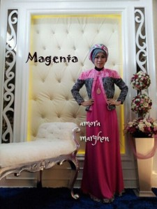 AMORA by Marghon Collection Magenta