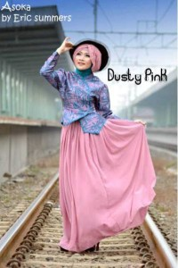 ASOKA by Ericsummer dusty pink