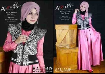 BALIMO ALZHA Pink