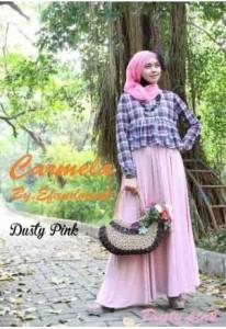 CARMELA by Efandoank Dusty pink