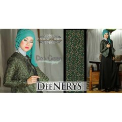 DeeNERYS by Anonimoda Dark Green