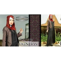 DeeNERYS by Anonimoda Dark Purple