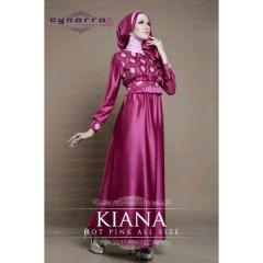 KIANA By Cynarra hot pink