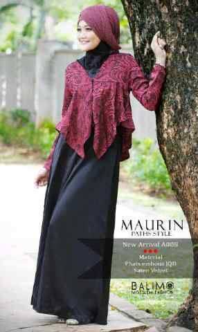 Maurin Black Red 2