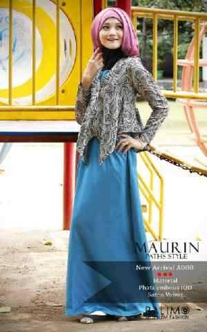 Maurin Blue Turkish 2