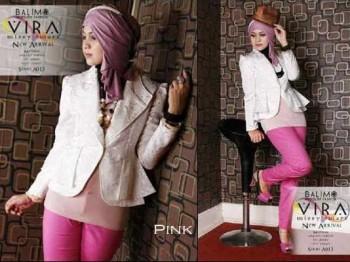BALIMO VIRA pink