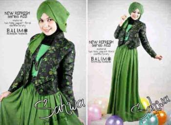 Balimo Sahwa Green