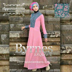Byrnes Exquisite Pink Green