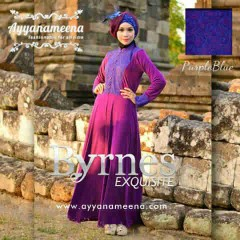 Byrnes Exquisite Purple Blue