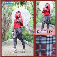 DOROTHY BY EFANDOANK Red