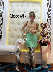 HEARA BY MMARGHON Choco Milk