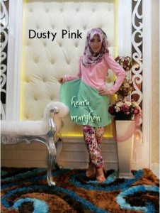 HEARA BY MMARGHON Dusty Pink