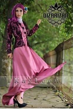 KAYLEN by DiZarizan Pink