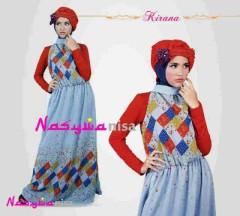 Kirana by nasywannisa Biru