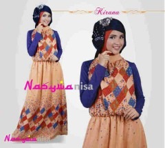 Kirana by nasywannisa Orange