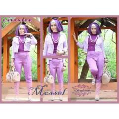 MOSSEL BY EFAN Lavender