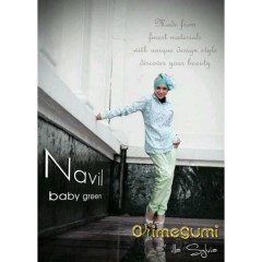 NaVIL By Orimegumi  bby cream