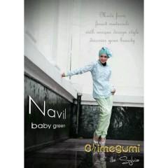 NaVIL By Orimegumi  bby cream