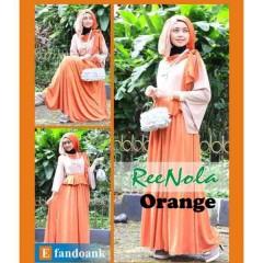 REENOLA BY EFAN Orange