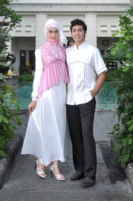 Rj 07 pink-putih Couple