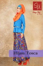 STEP UP DRISANA Hijau Tosca
