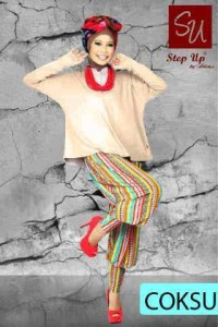 model baju gamis 2014 STEP UP MONICA Coksu
