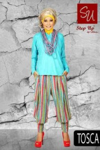 gamis rabbani collection STEP UP MONICA Tosca