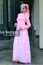 Syakira by fakhriya boutique  Pink