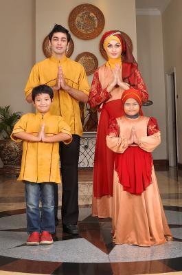 busana hijabers trendy rj 08 marun sarimbit